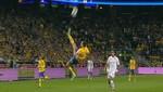 Chalaca de Ibrahimovic no podrá competir para 'El mejor gol del año' [VIDEO]