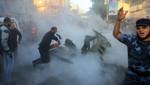 Israel estaría utilizando armas químicas en la Franja de Gaza [VIDEO]
