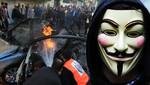 Anonymous atacó  un centenar de páginas web  israelíes