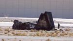 Un caza F-22 Raptor de quinta generación se estrelló en  EEUU