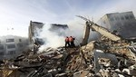 Cinco periodistas resultan heridos por los ataques de Israel en la Franja de Gaza