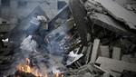 Gaza: Hamás dispuesto a una tregua si Israel frena sus ataques