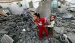 Israel bombardea barrio de Gaza y mata a 9 niños palestinos