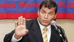 Rafael Correa: Ecuador ya hizo lo que debía en el caso Assange [VIDEO]