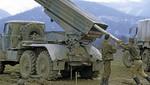 Tropas de misiles y artillería de Rusia  cumplen 70 años