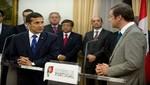 Ollanta Humala destaca gira por Europa