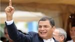 Ecuador: Rafael Correa lograría la reelección con el 52% de los votos