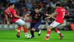 Champions League: Barcelona aplastó 3 a 0 al Spartak en Moscú