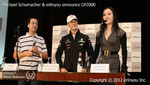 Michael Schumacher y erlinyou anuncian el GP2000
