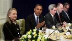 Obama trata de poner el visto bueno sobre el alto al fuego en Gaza