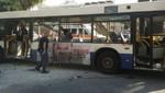 Una bomba explota en un autobús en Tel Aviv [VIDEO]