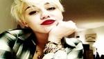 Miley Cyrus: el acné se apodera de su rostro [FOTOS]