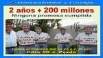La Molina: Todos al Plantón del viernes 23 de noviembre a las 7:30 pm en la cuadra 50 de la Avenida Javier Prado