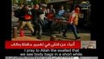 Hamas celebró atentado contra un autobús en Tel Aviv [VIDEO]
