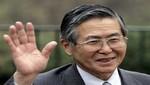 Encuesta: el 57% de peruanos a favor del indulto para Alberto Fujimori
