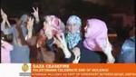 Palestinos celebran el fin de la violencia [VIDEO]