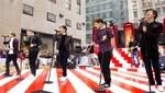 One Direction hace historia en EE.UU. con su álbum 'Take Me Home'