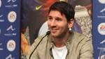 Lionel Messi: No me votaría a mí mismo para ganar el Balón de Oro