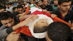 Gaza: fuerzas de Israel matan a tiros a palestino en Franja pese a tregua