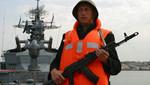 Rusia envía buques hacia la Franja de Gaza