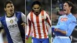 Chelsea quiere a Falcao, James Rodríguez y Cavani para el 2013