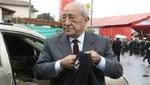 Isaac Humala opinó sobre posible candidatura de Nadine Heredia