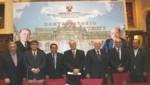 Rindieron homenaje a Fernando Belaunde y Valentín Paniagua en el Congreso de la República