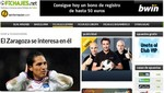 Paolo Guerrero es pretendido por el Zaragoza de España