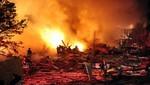 Bangladesh: mueren calcinadas 120 personas tras incendio en fábrica textil [VIDEO]
