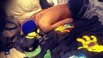 Rihanna publicó polémica foto de Chris Brown en su cama [FOTO]