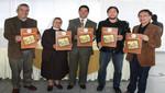 Artistas y políticos lanzan CD con villancicos en beneficio de Hogar 'Madre Ermelinda Carrera'
