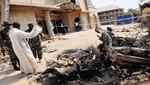 Nigeria: explosiones de coches bomba en iglesia dejan 17 muertos