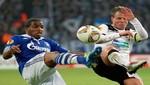 Con Farfán en el campo: Schalke perdió 3-1 ante Hamburgo