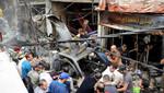 Siria: mueren 34 personas y 83 están heridas tras explosión de coches bomba en Damasco [VIDEO]