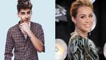 Miley Cyrus piensa que Zayn Malik es lindo