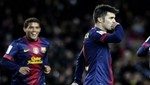 Copa del Rey: Barcelona venci 3-1 al Alavs con 'doblete' de David Villa [VIDEO]