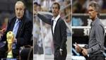 Del Bosque, Mourinho y Guardiola finalistas para 'El mejor Técnico del Año'