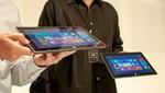 Microsoft: su tableta para empresas costará 899 dólares y pesará menos de un kilo
