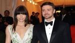 Jessica Biel sobre estar casada con Justin Timberlake: Es increíble!