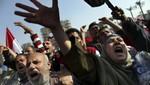 Miles salieron a las calles para apoyar al presidente de Egipto