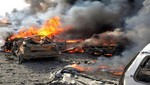 Siria: mueren 15 personas por detonación de coche bomba en Homs