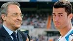 Presidente del Real Madrid a Cristiano Ronaldo: Si te vas, tráeme el dinero para fichar a Messi