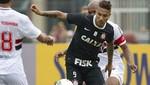 Paolo Guerrero anotó en derrota de Corinthians y se fue lesionado del campo [VIDEO]