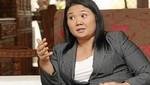 Keiko Fujimori: Me gustaría que el indulto se diera por Navidad