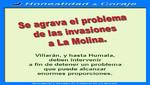 Se agravan invasiones a La Molina: Susana Villarán y hasta Ollanta Humala deben intervenir