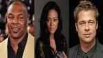 Mike Tyson confesó que encontró a su mujer en la cama con Brad Pitt