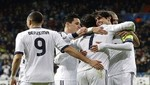 Champions League: Real Madrid venció 4-1 al Ajax