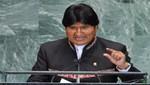 Evo Morales: Nuestra demanda contra Chile se encuentra casi lista