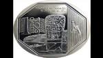 Perú: moneda Kuntur Wasi de un nuevo sol entró en circulación