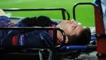 Así fue la lesión de Lionel Messi ante el Benfica en la Champions League [VIDEO]
